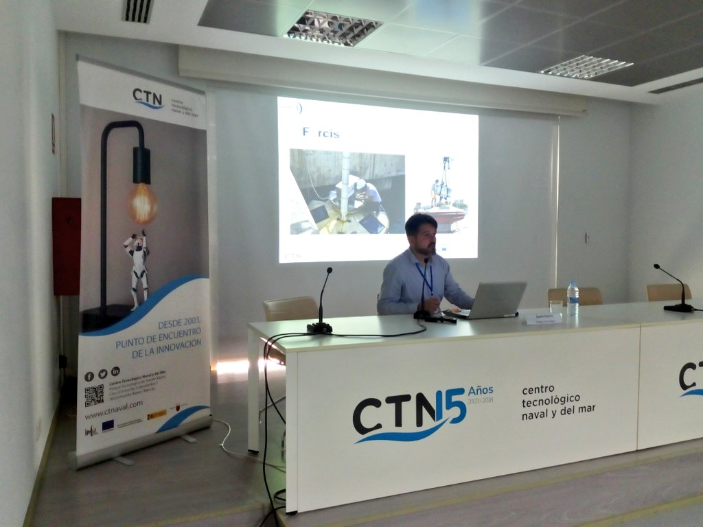 Smalle Tech invited speaker at the Technical Seminar in Marine ... on